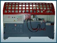 DB24-20 90度油壓雙刀切角機