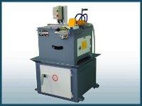 MCW-200E  熱處理鋼砂切斷機